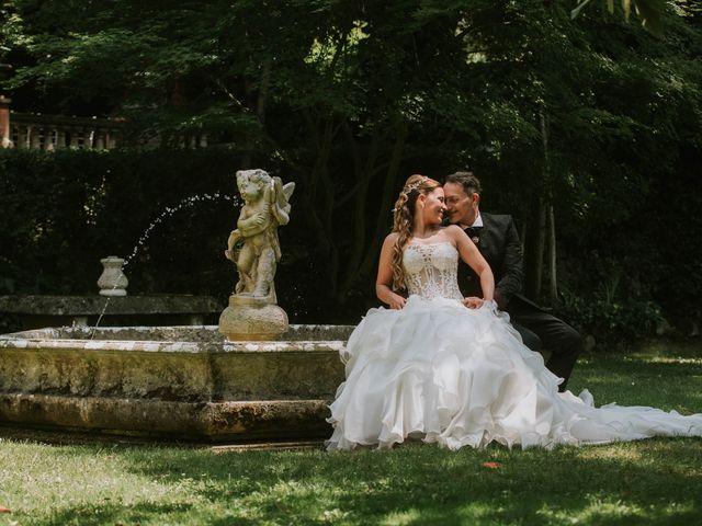 Il matrimonio di Francesco e Tamara a Grottaferrata, Roma 50
