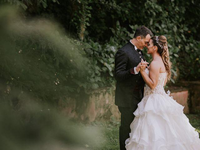 Il matrimonio di Francesco e Tamara a Grottaferrata, Roma 54
