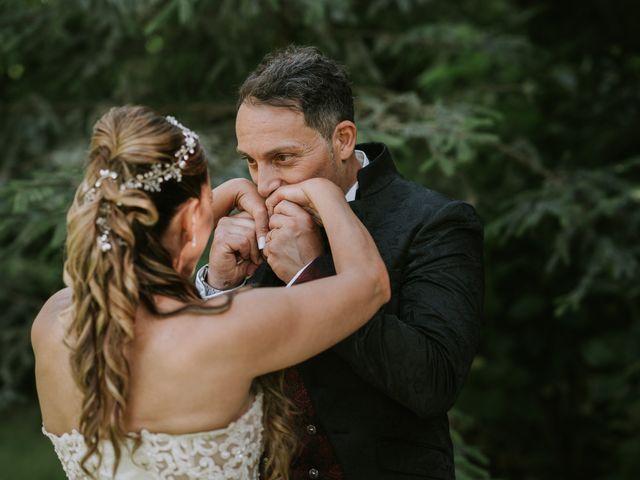 Il matrimonio di Francesco e Tamara a Grottaferrata, Roma 55