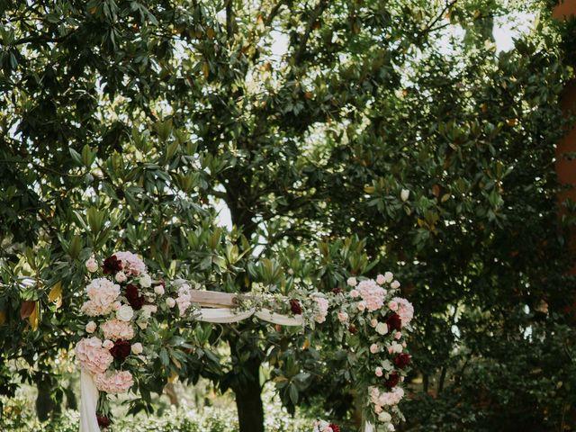 Il matrimonio di Francesco e Tamara a Grottaferrata, Roma 56