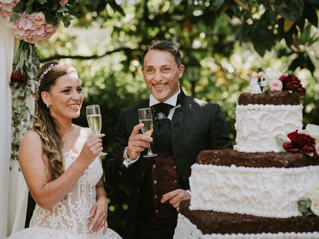 Il matrimonio di Francesco e Tamara a Grottaferrata, Roma 57