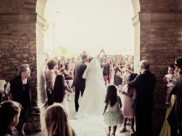 Il matrimonio di Ilario e Valeria a Vasto, Chieti 11