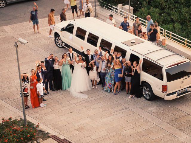 Il matrimonio di Ilario e Valeria a Vasto, Chieti 14