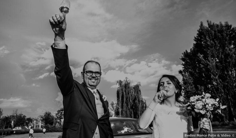 Il matrimonio di Andrea e Anna a Piacenza, Piacenza
