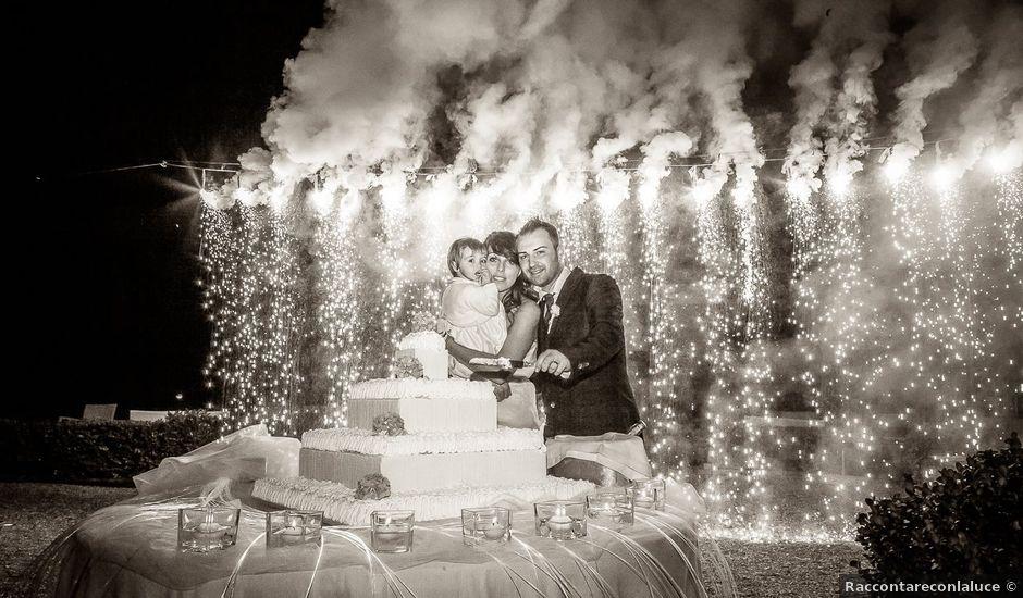 Il matrimonio di Alessandro e Carolina a Besozzo, Varese