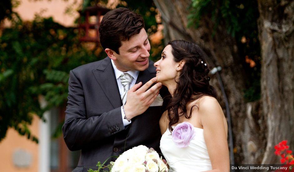 Il matrimonio di Ilaria e Manuel a Pontassieve, Firenze