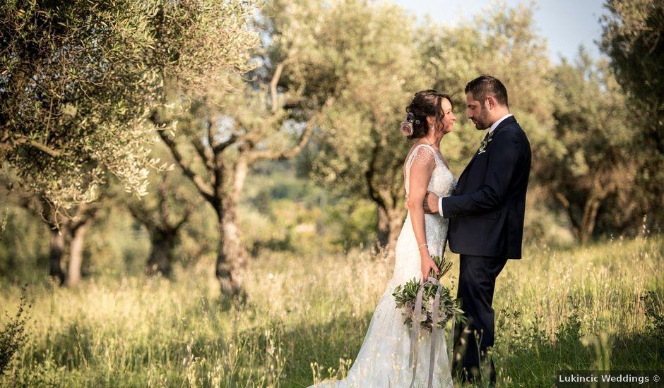 Il matrimonio di Francesco e Cathy a Mogliano, Macerata