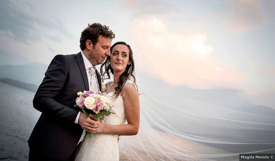 Il matrimonio di Eros e Elisabetta a Cosio Valtellino, Sondrio