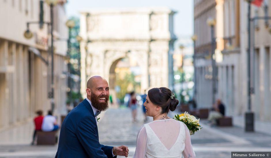 Il matrimonio di Carmine e Mariana a Benevento, Benevento