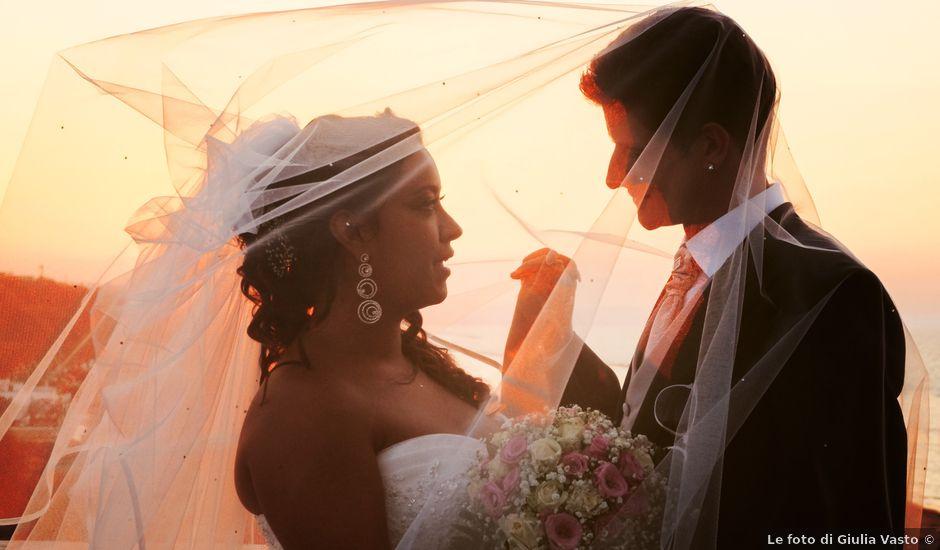 Il matrimonio di Ilario e Valeria a Vasto, Chieti