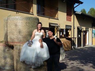 Le nozze di Agnese e Mattia