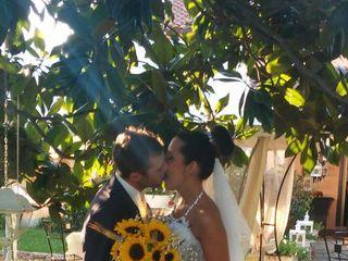 Le nozze di Anna e Davide 1