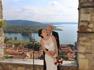 Le nozze di Grazia e Sandro