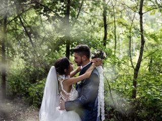 Le nozze di Chiara e Gabriele