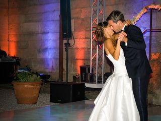Le nozze di Laura e Thierry