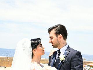 Le nozze di Claudia  e Davide  1