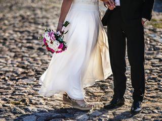Le nozze di Francesco e Carrie 1