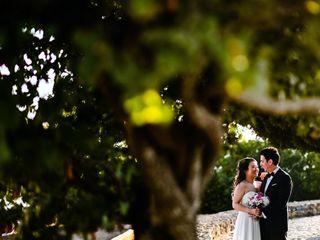 Le nozze di Francesco e Carrie 3