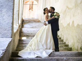 Le nozze di Bruno e Jennifer
