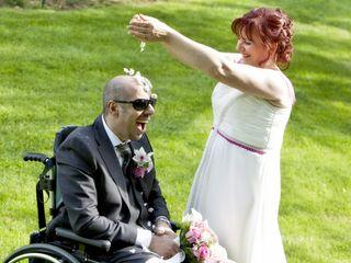 Le nozze di Michela e Gino