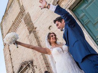 Le nozze di Giacomo e Rita