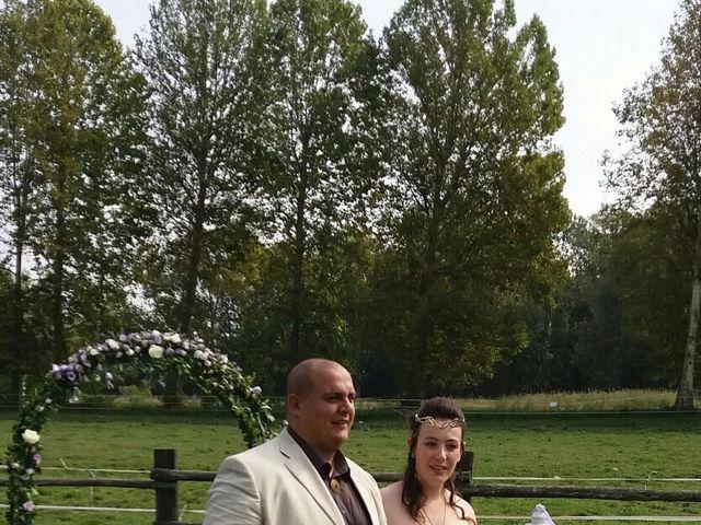 Il matrimonio di Mattia e Agnese a Galliate Lombardo, Varese 7