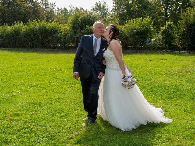 Il matrimonio di Mattia e Agnese a Galliate Lombardo, Varese 1