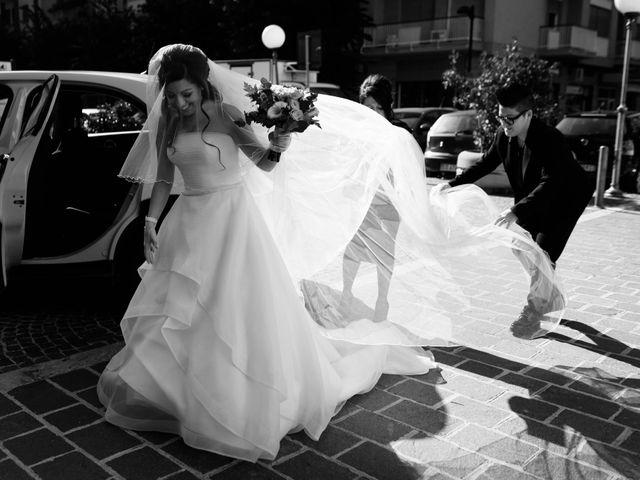Il matrimonio di Matteo e Natalia a Pescara, Pescara 32