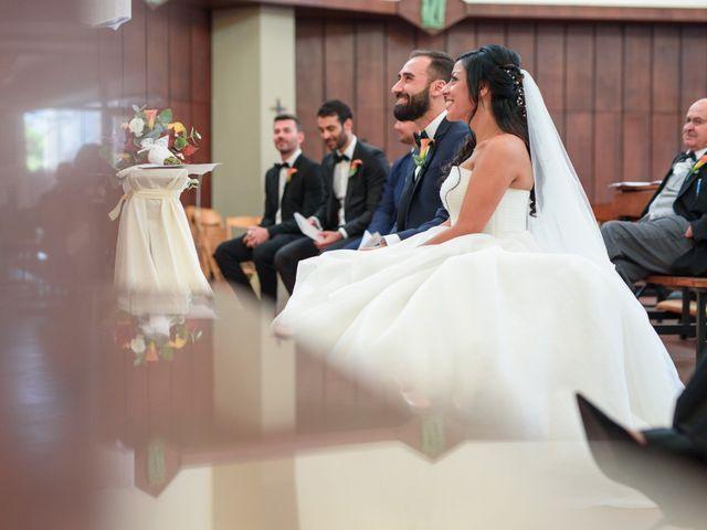 Il matrimonio di Matteo e Natalia a Pescara, Pescara 35