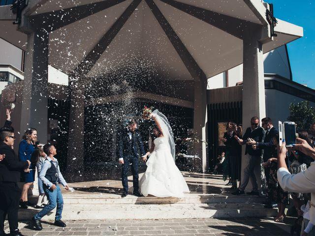 Il matrimonio di Matteo e Natalia a Pescara, Pescara 41