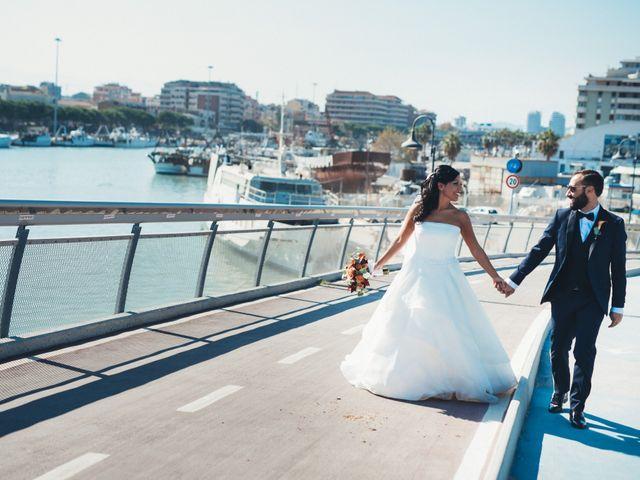 Il matrimonio di Matteo e Natalia a Pescara, Pescara 44