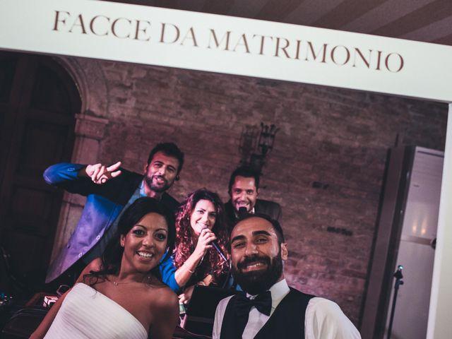 Il matrimonio di Matteo e Natalia a Pescara, Pescara 65