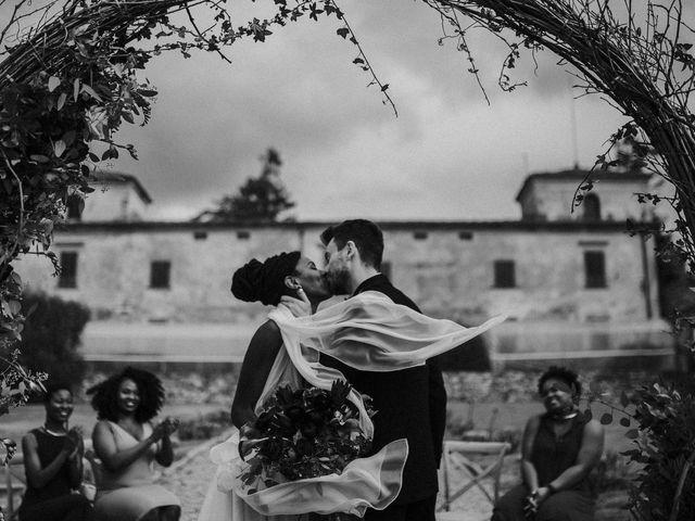 Le nozze di Jennel e Neri