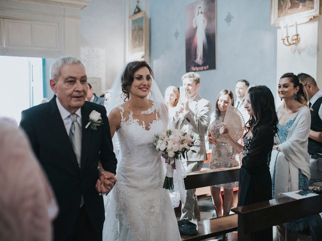 Il matrimonio di Giulio e Laura a Montecatini Val di Cecina, Pisa 2