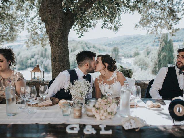 Il matrimonio di Giulio e Laura a Montecatini Val di Cecina, Pisa 8