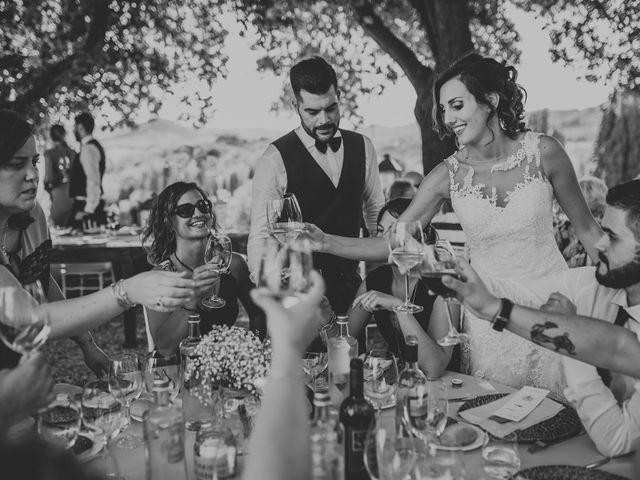 Il matrimonio di Giulio e Laura a Montecatini Val di Cecina, Pisa 9