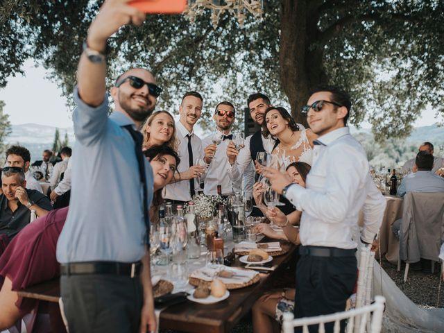 Il matrimonio di Giulio e Laura a Montecatini Val di Cecina, Pisa 11