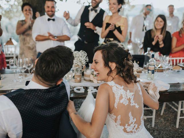Il matrimonio di Giulio e Laura a Montecatini Val di Cecina, Pisa 12