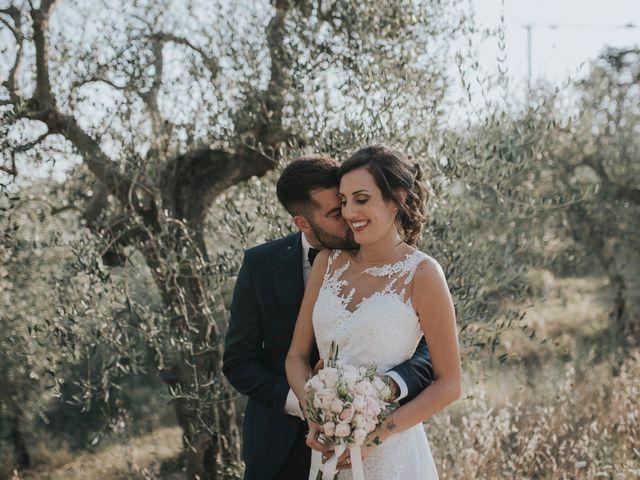 Il matrimonio di Giulio e Laura a Montecatini Val di Cecina, Pisa 15