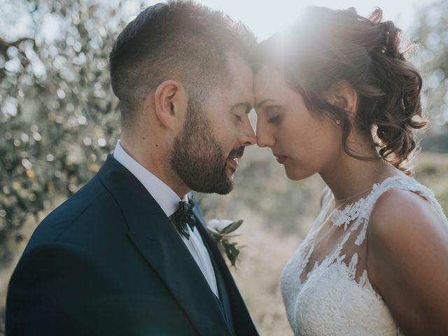 Il matrimonio di Giulio e Laura a Montecatini Val di Cecina, Pisa 16