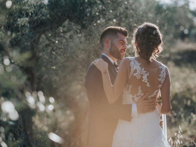 Il matrimonio di Giulio e Laura a Montecatini Val di Cecina, Pisa 18