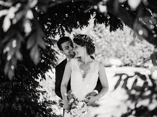 Le nozze di Claire e Onur
