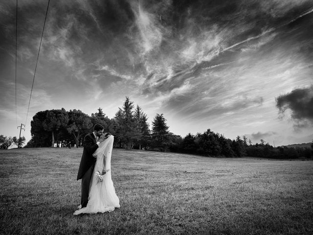 Il matrimonio di Luca e Valentina a Manziana, Roma 1