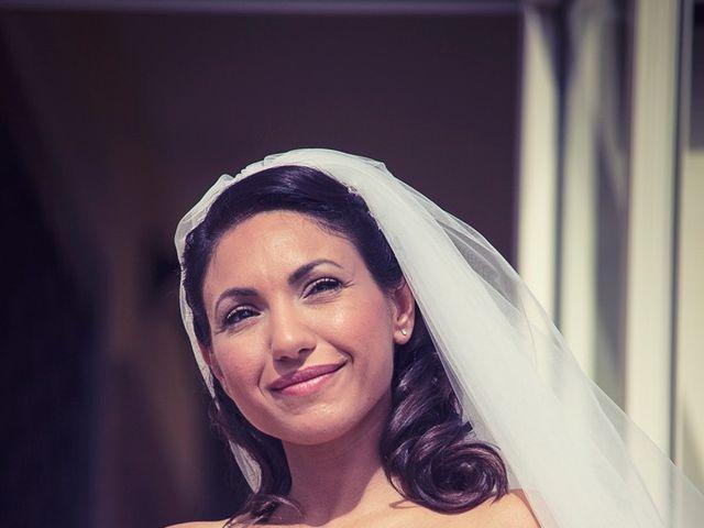 Il matrimonio di Luca e Valentina a Manziana, Roma 6