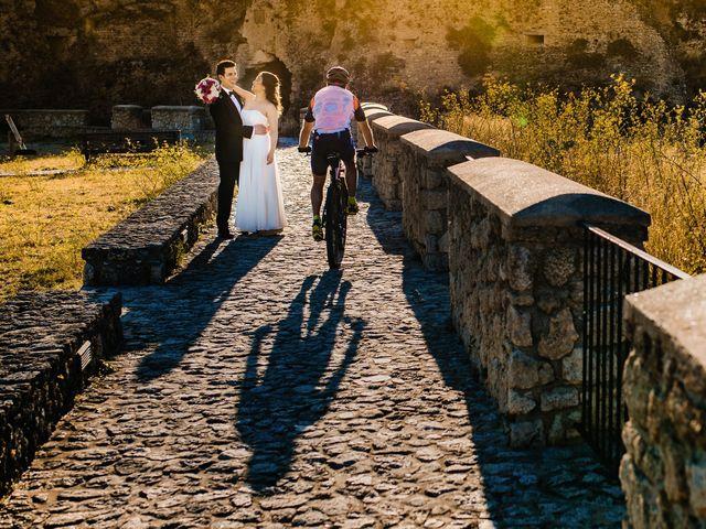 Il matrimonio di Carrie e Francesco a Gerace, Reggio Calabria 5