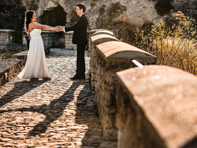 Il matrimonio di Carrie e Francesco a Gerace, Reggio Calabria 6