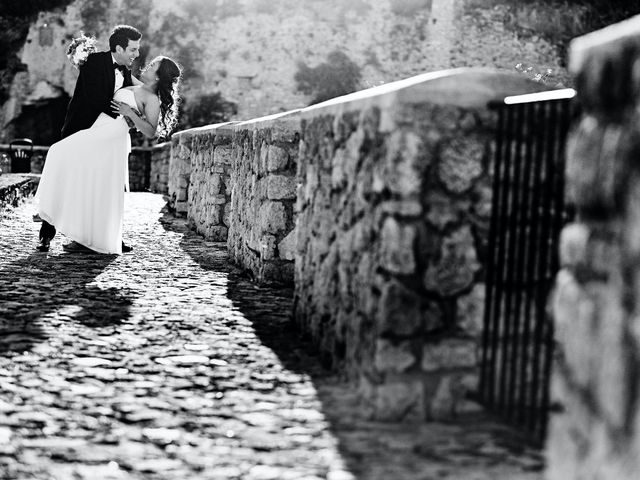 Il matrimonio di Carrie e Francesco a Gerace, Reggio Calabria 7