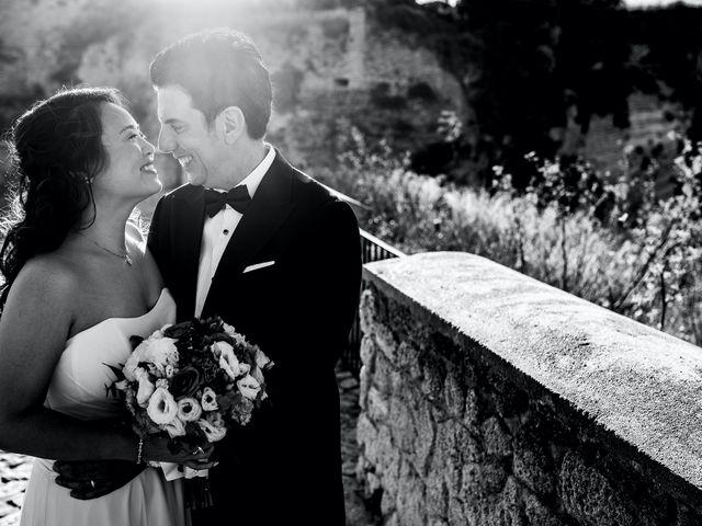 Il matrimonio di Carrie e Francesco a Gerace, Reggio Calabria 8