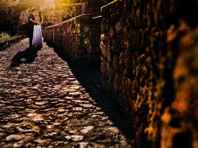Il matrimonio di Carrie e Francesco a Gerace, Reggio Calabria 10