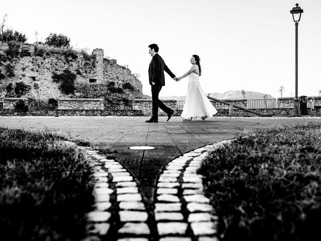 Il matrimonio di Carrie e Francesco a Gerace, Reggio Calabria 12